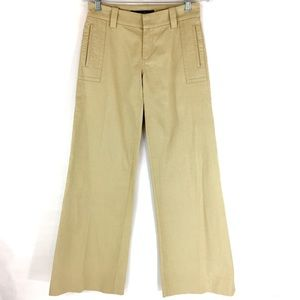 New Joes Jeans Wide Leg Mid Rise Pants